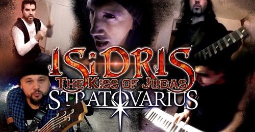 Kiss of Judas by ISIDRIS